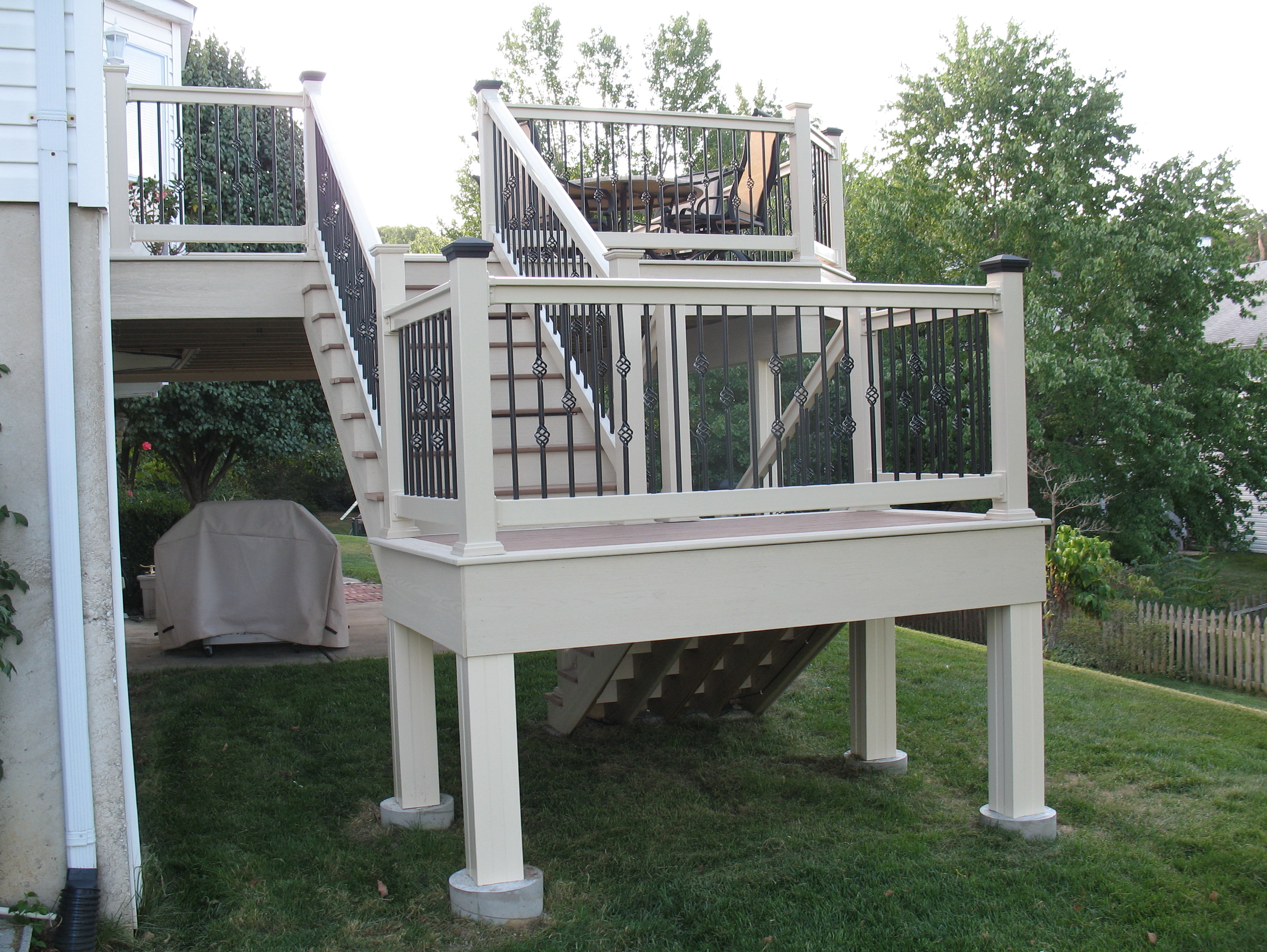 Tom Thiel Chesterfield Fence And Deck Home Design Ideas