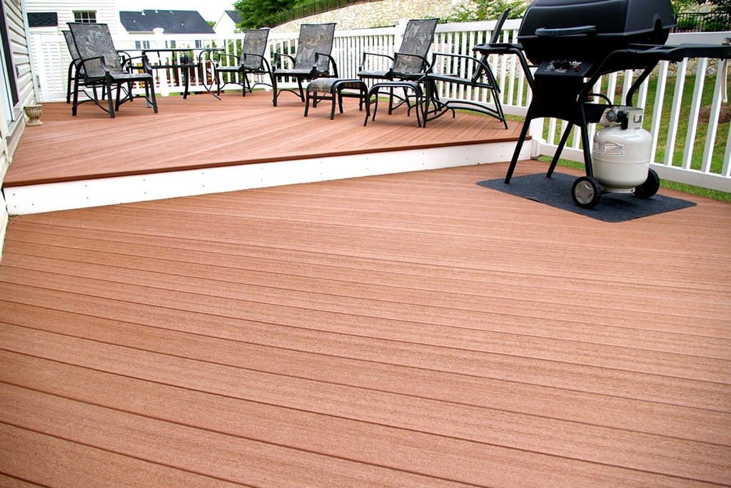 Tongue And Groove Composite Decking Boards Home Design Ideas