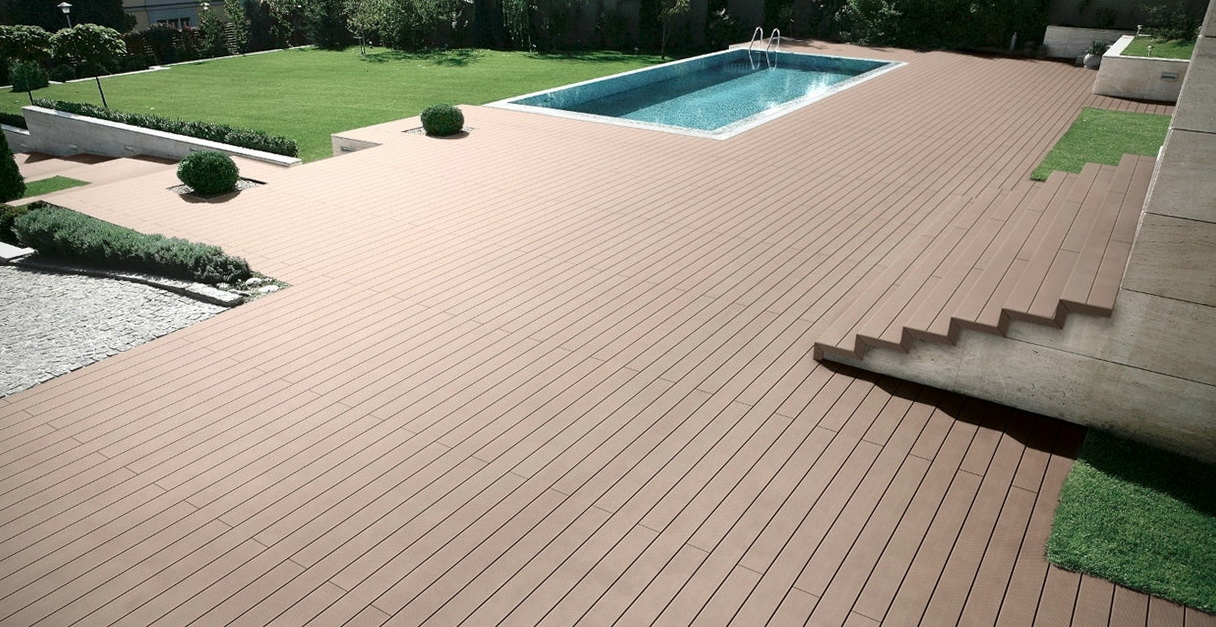 Tongue and groove composite decking lowes home design ideas - Tongue and groove exterior decking ...