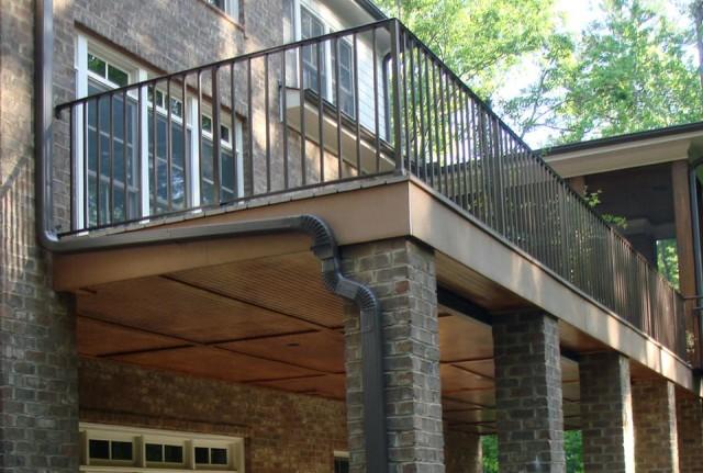 Trex Deck Lighting Installation