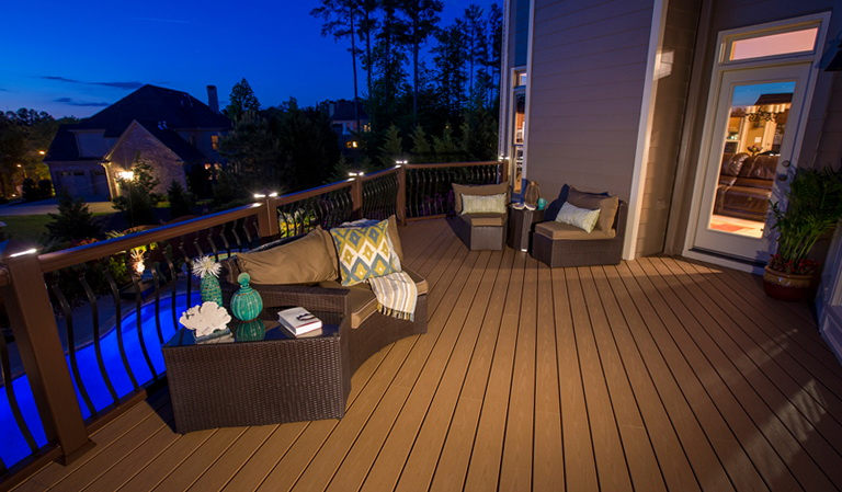 Trex Deck Lighting Timer