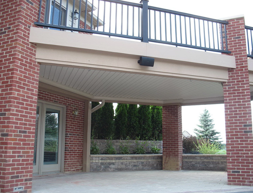 Under Deck Ceiling Systems Home Design Ideas