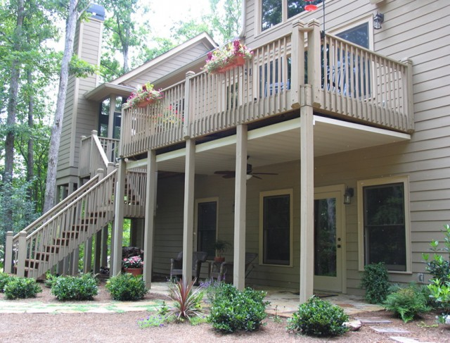 Under Deck Drainage Systems Cost