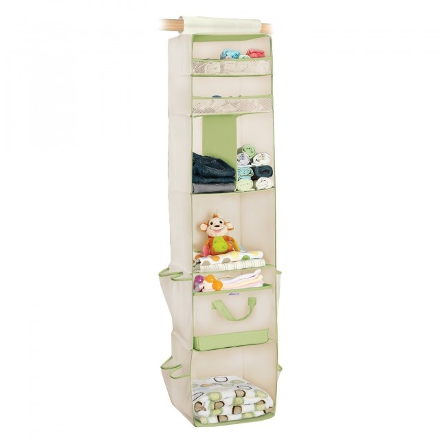 Unique Hanging Closet Organizers For Babies