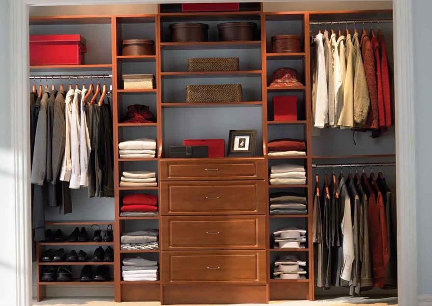 Wardrobe closet for small spaces home design ideas - Wardrobe ideas for small spaces image ...