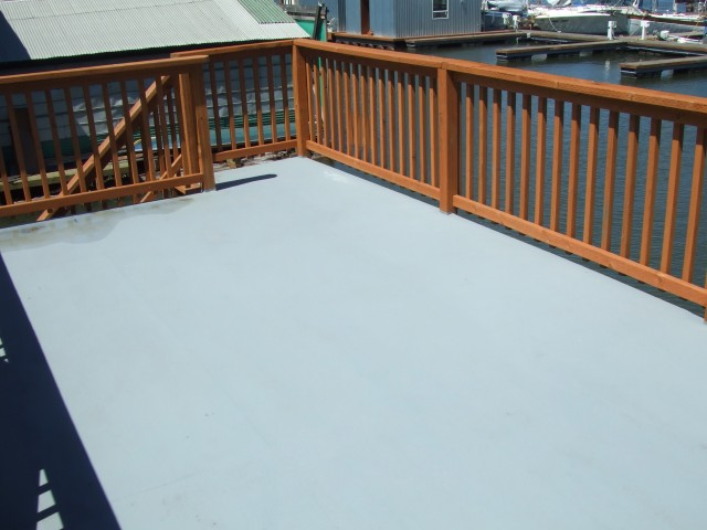 Waterproof Deck Coating Contractors