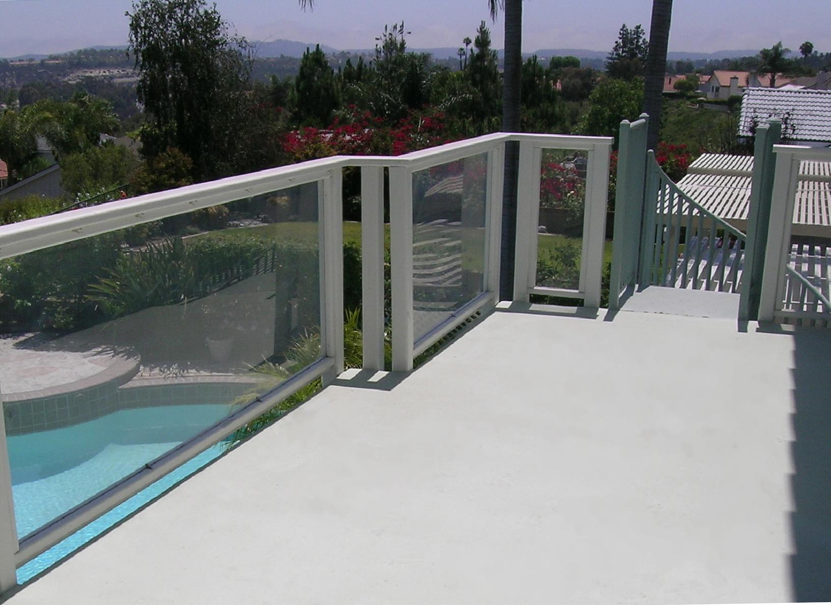 Waterproof Deck Coating Systems