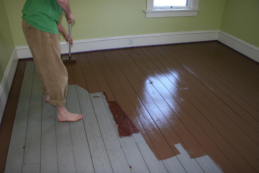 Wood Deck Paint Ideas