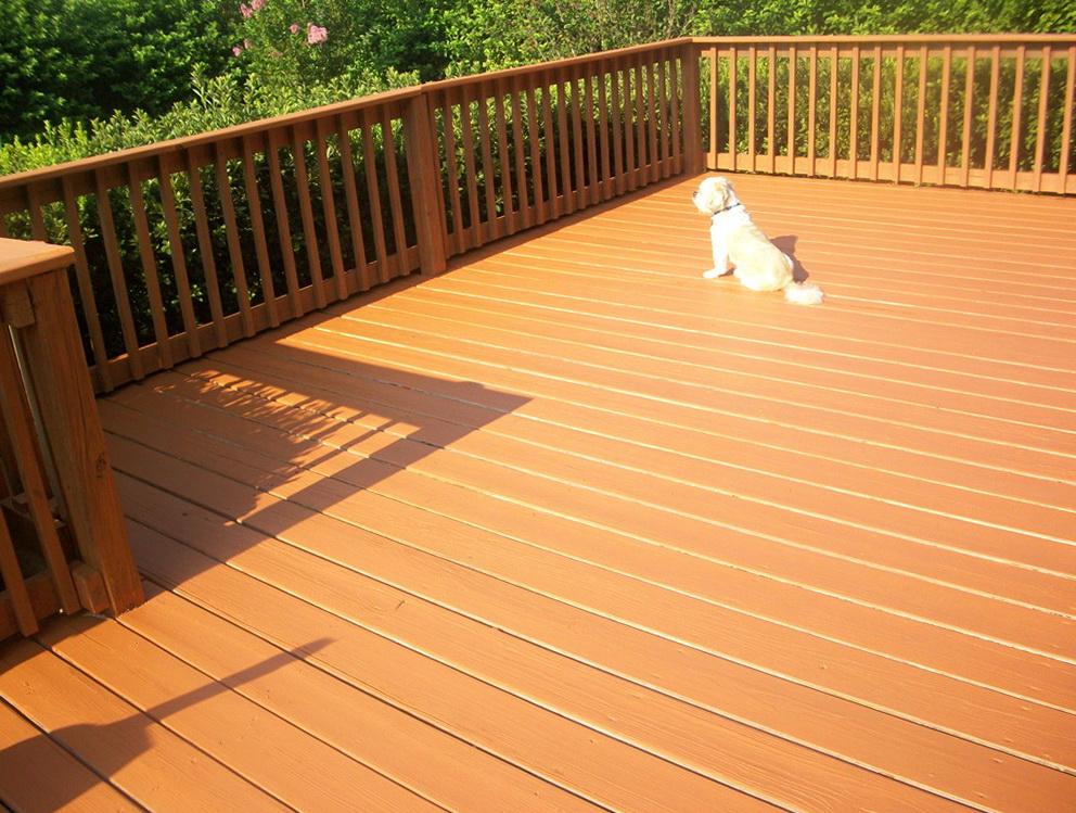 Wood Deck Sealer Ratings