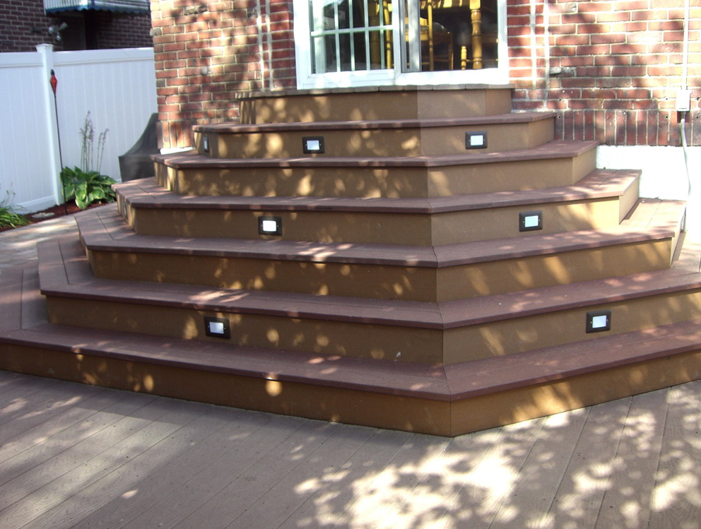 Wood Decking Material Prices