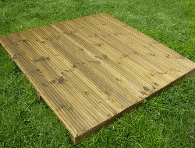 Wooden Deck Tiles Bunnings