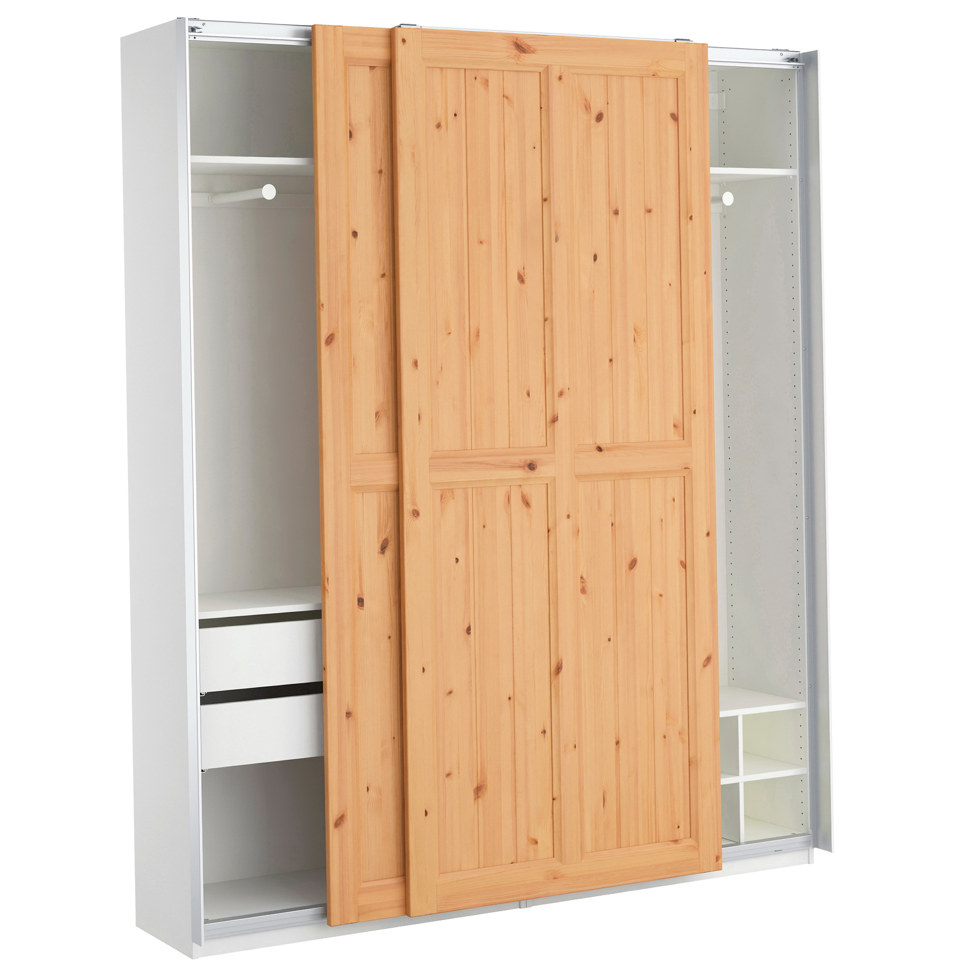 Wooden Wardrobe Closet Walmart Home Design Ideas