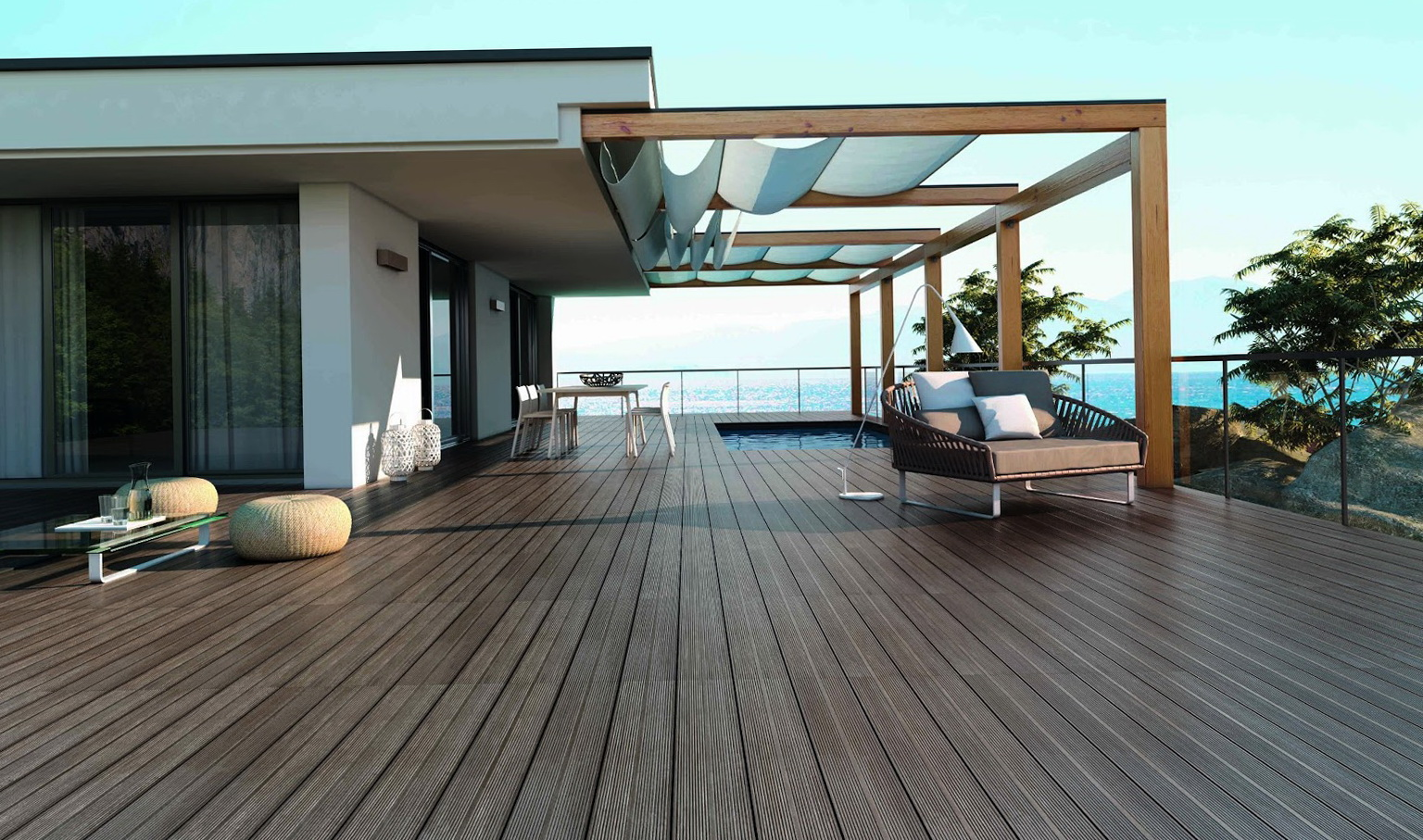 16 X 16 Wood Decking Tiles Home Design Ideas