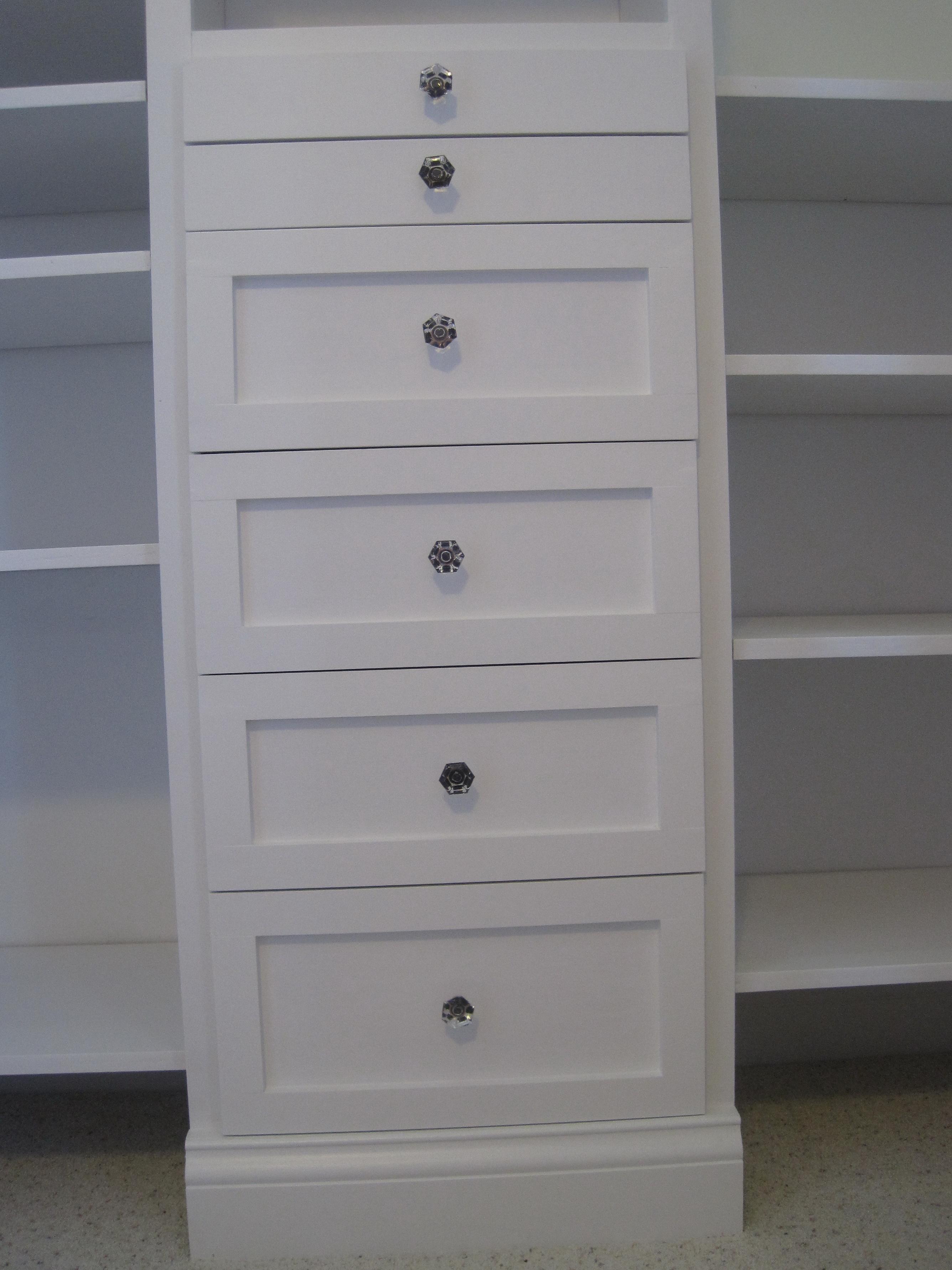 6 Drawer Closet Organizer Home Design Ideas