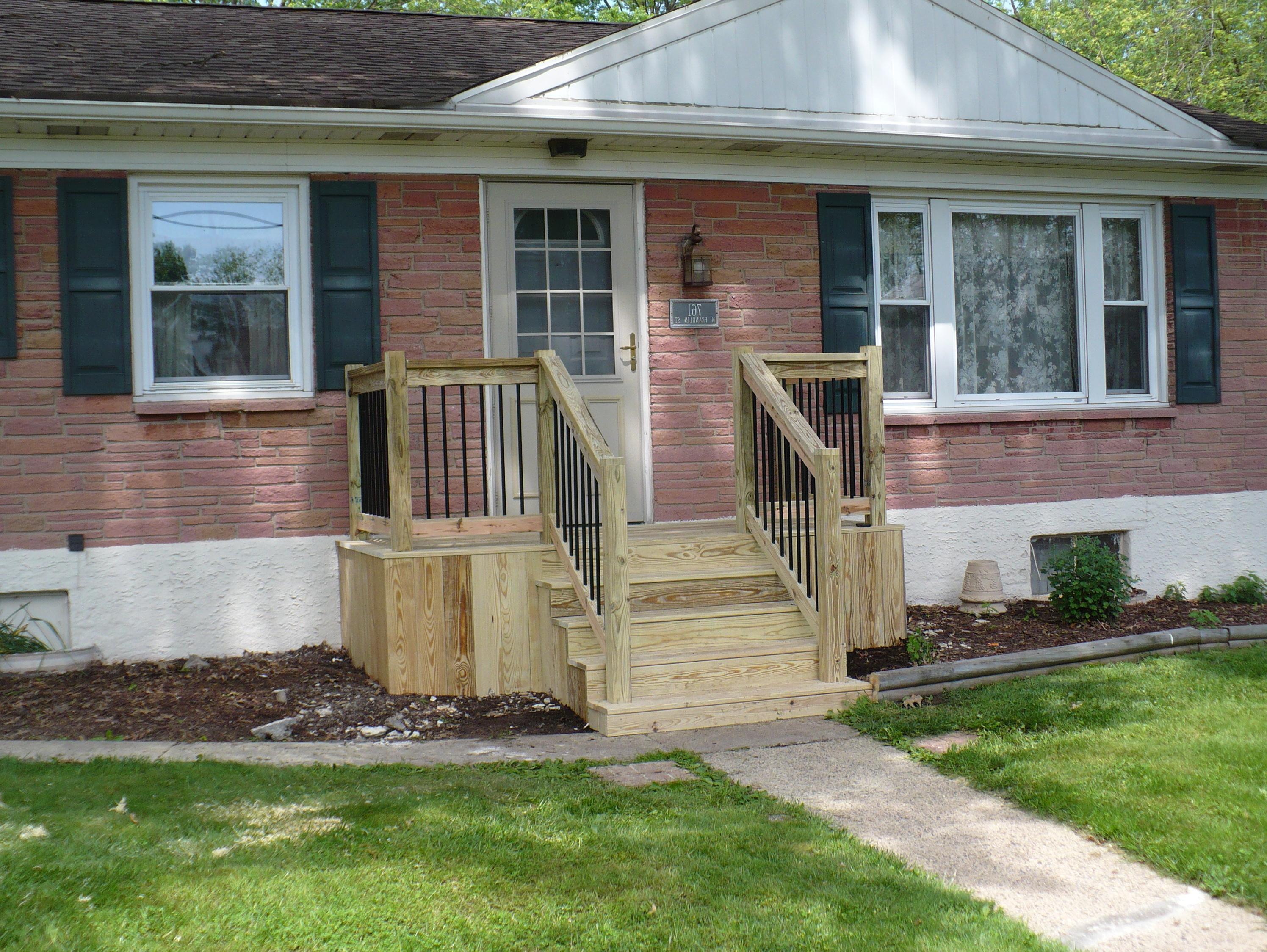 Acorn deck house company home design ideas for Acorn house designs
