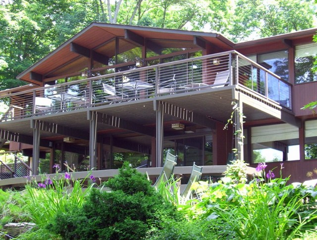 Acorn Deck House Floor Plans