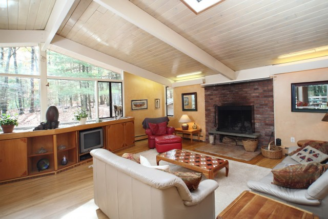 Acorn Deck House Plans