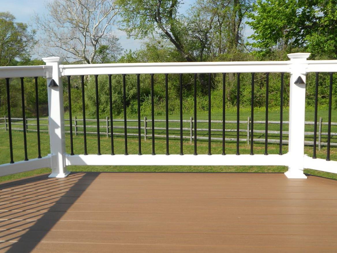 aluminum decking calgary | Aluminum Deck Railing Systems Calgary | Home Design Ideas