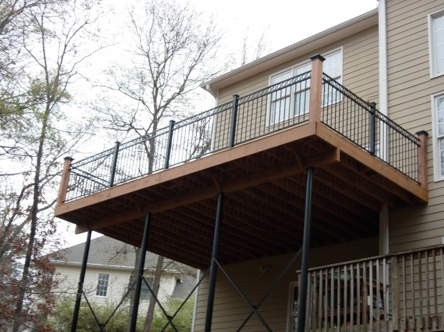 Aluminum Deck Railings Ontario