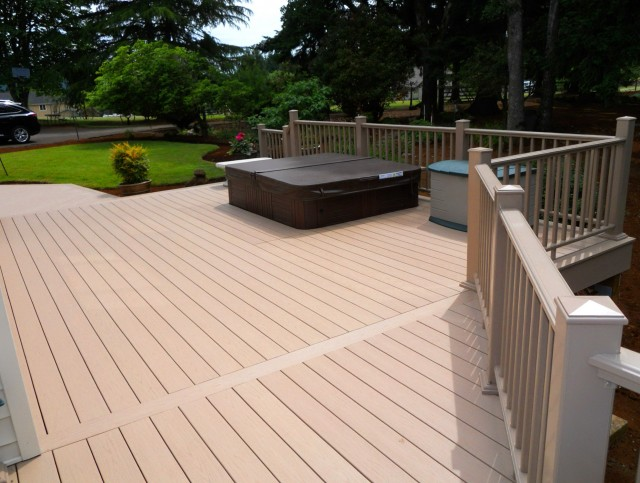 Azek Composite Decking For Sale