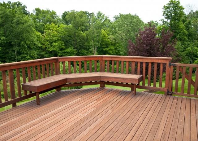 Back Yard Deck Ideas