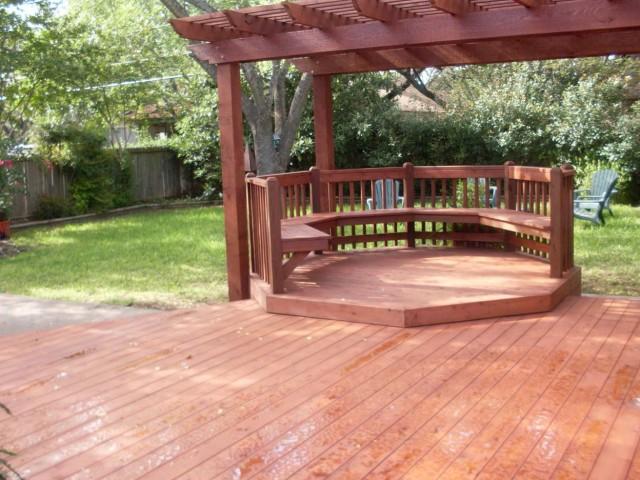 Backyard Deck Cost