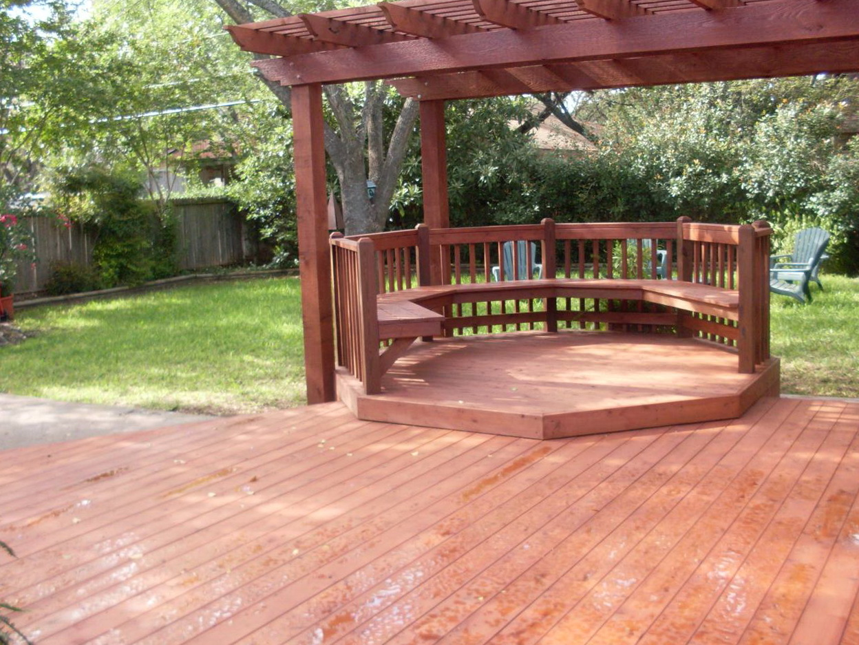 backyard deck cost home design ideas