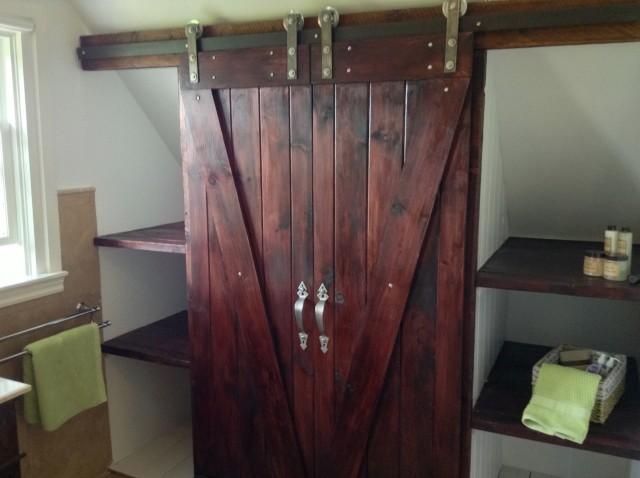 Barn Doors For Closets Images