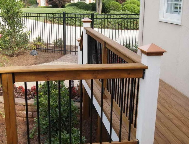 Basic Deck Railing Ideas