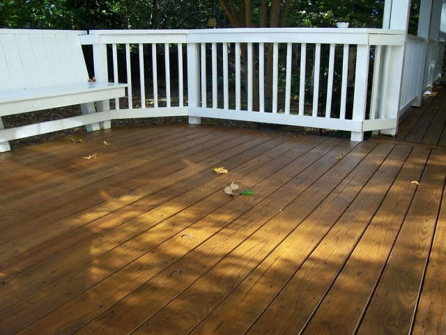 Behr Semi Transparent Deck Stain Dry Time