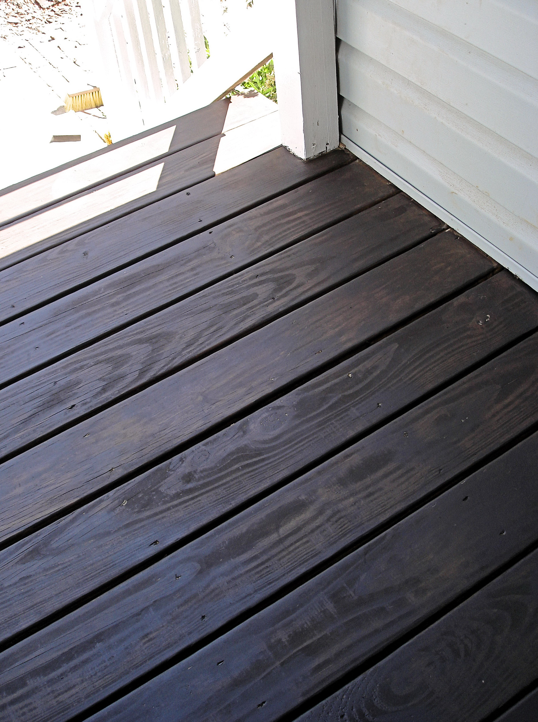 Behr Semi Transparent Deck Stain Home Depot