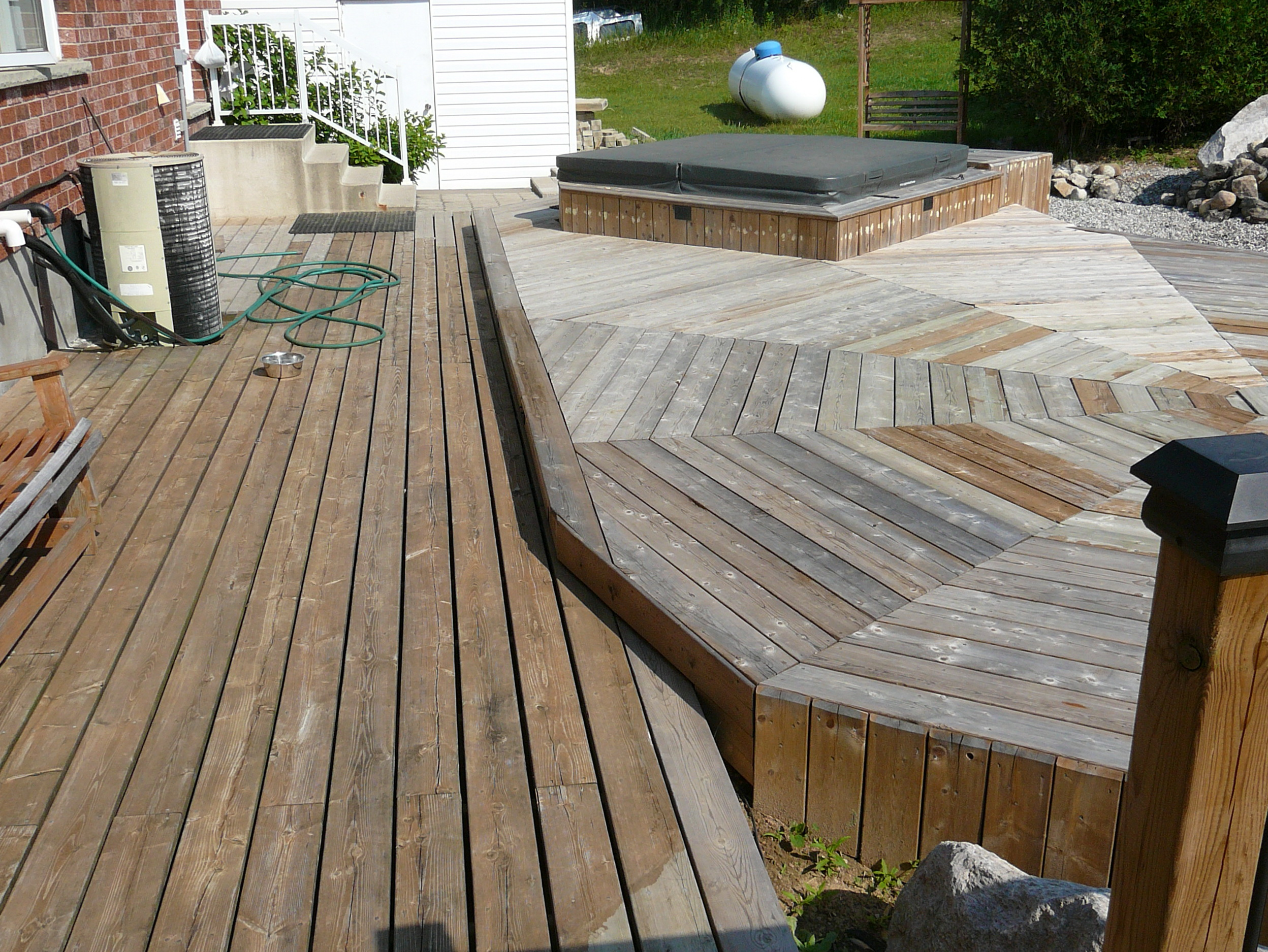 Behr Semi Transparent Deck Stain Still Tacky