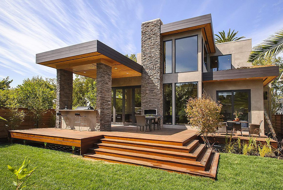 Best Deck Material 2015