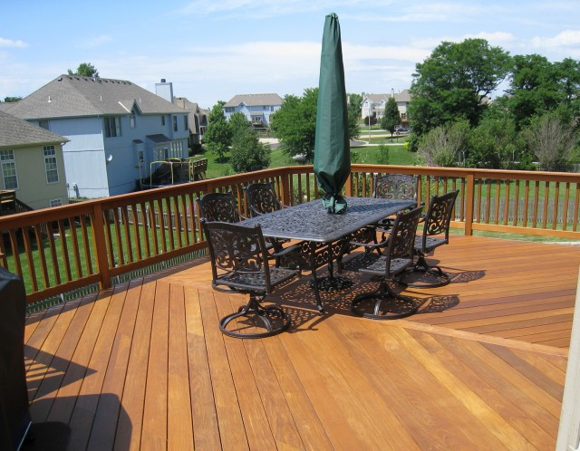 Best Deck Material For Sun