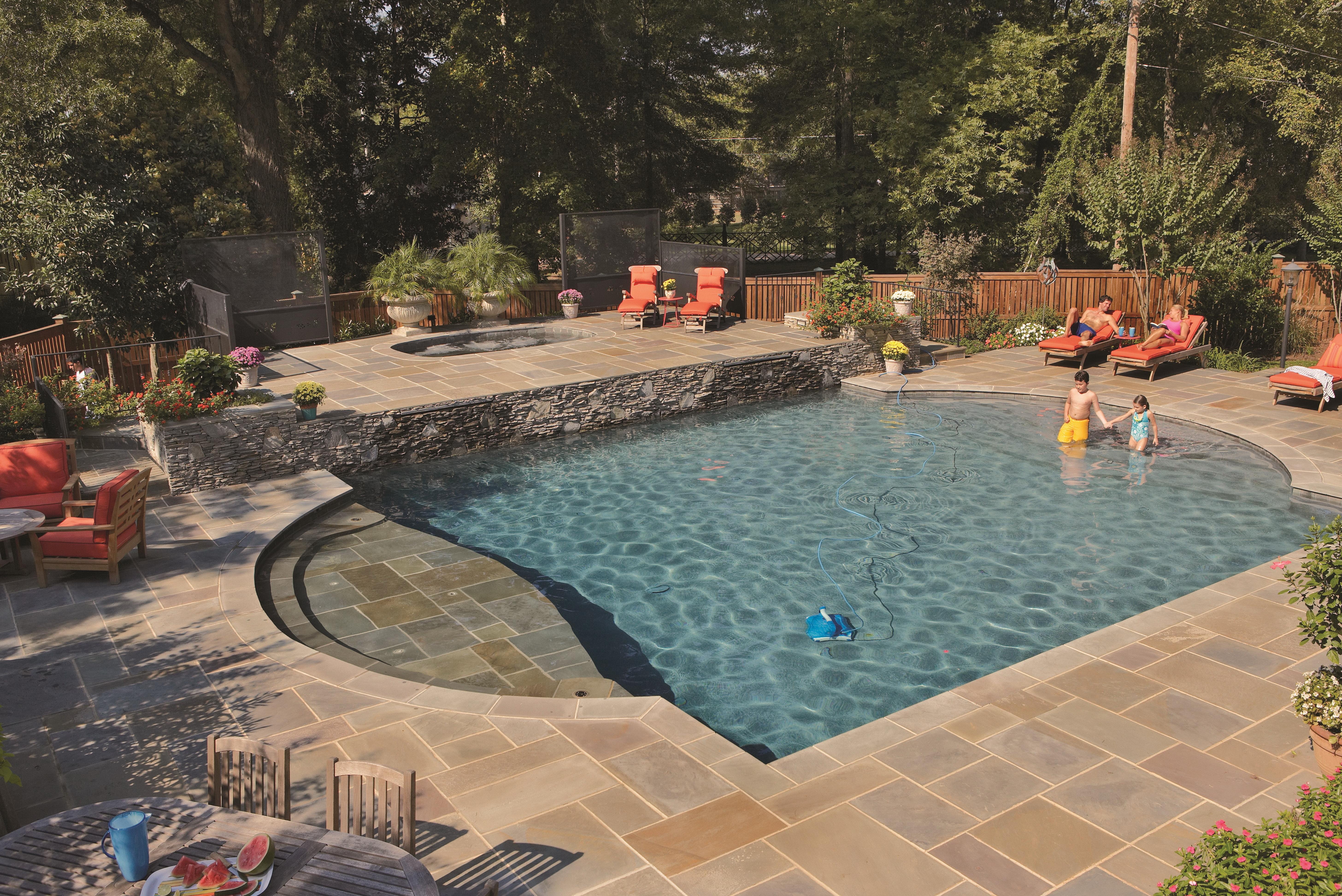 Best Decking Material Around Pool Home Design Ideas