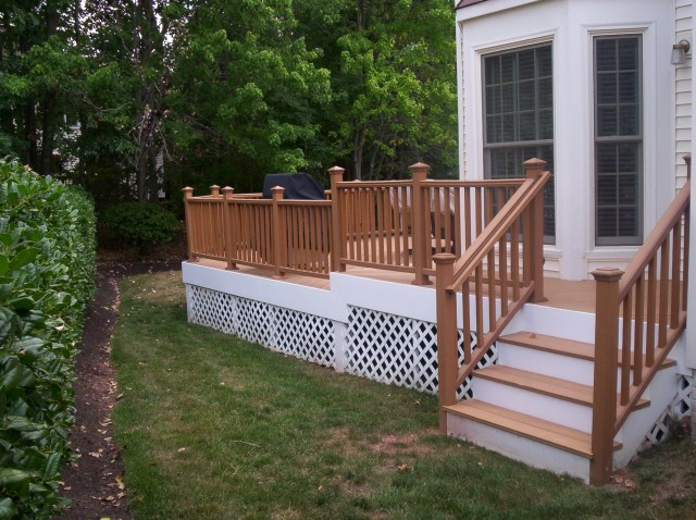 Best Paint For Deck Railing Wood