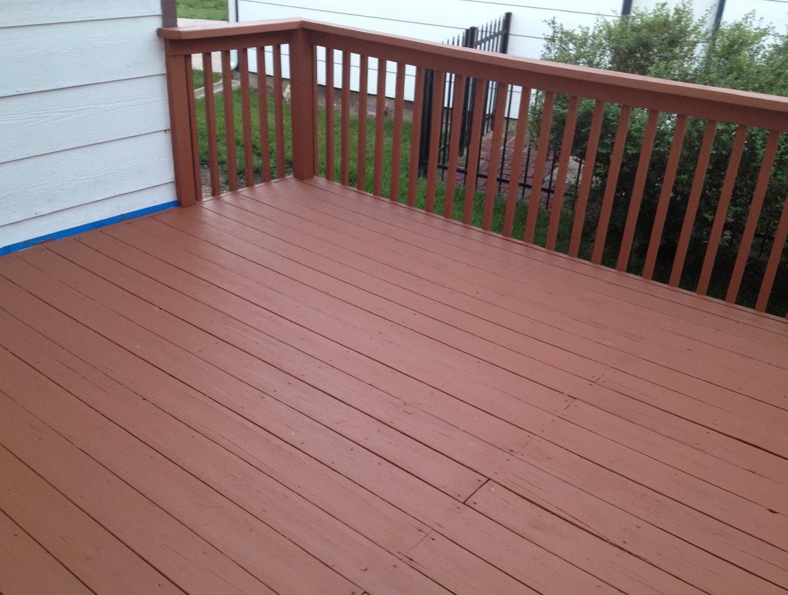 Best Wood Deck Coatings Reviews