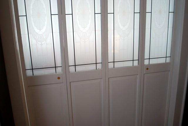 Bifold Closet Door Knobs Placement