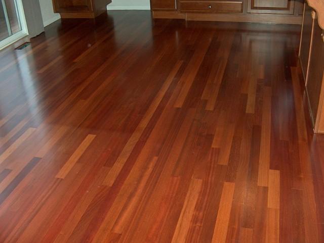 Brazilian Hardwood Decking Care