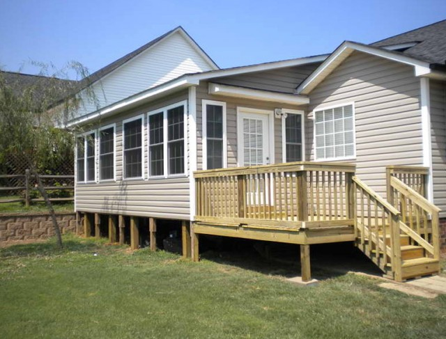 Build your own deck kit home design ideas for Build your own home calculator
