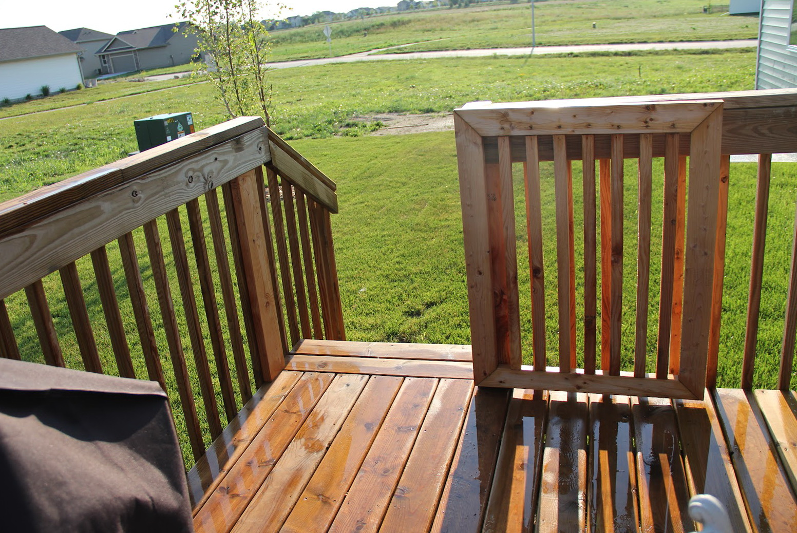 Build Your Own Deck Plans Home Design Ideas