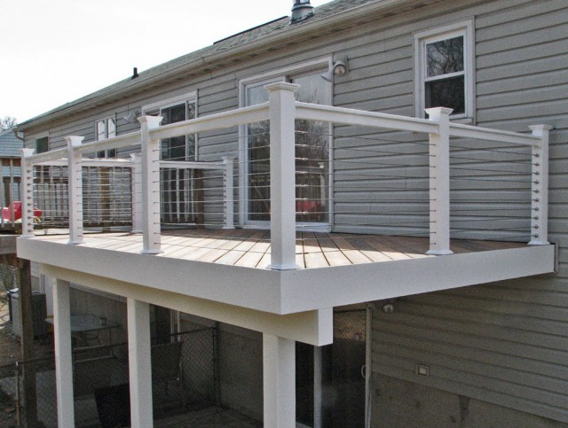 Cable Deck Railing Systems Cost