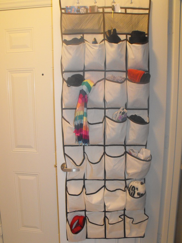 California Closets Shoe Storage