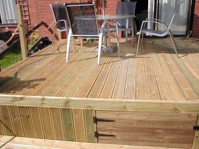 Cheap Decking Materials Uk