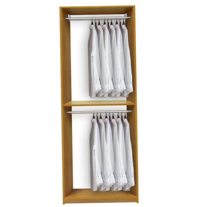 Closet Alternatives For Hanging Clothes