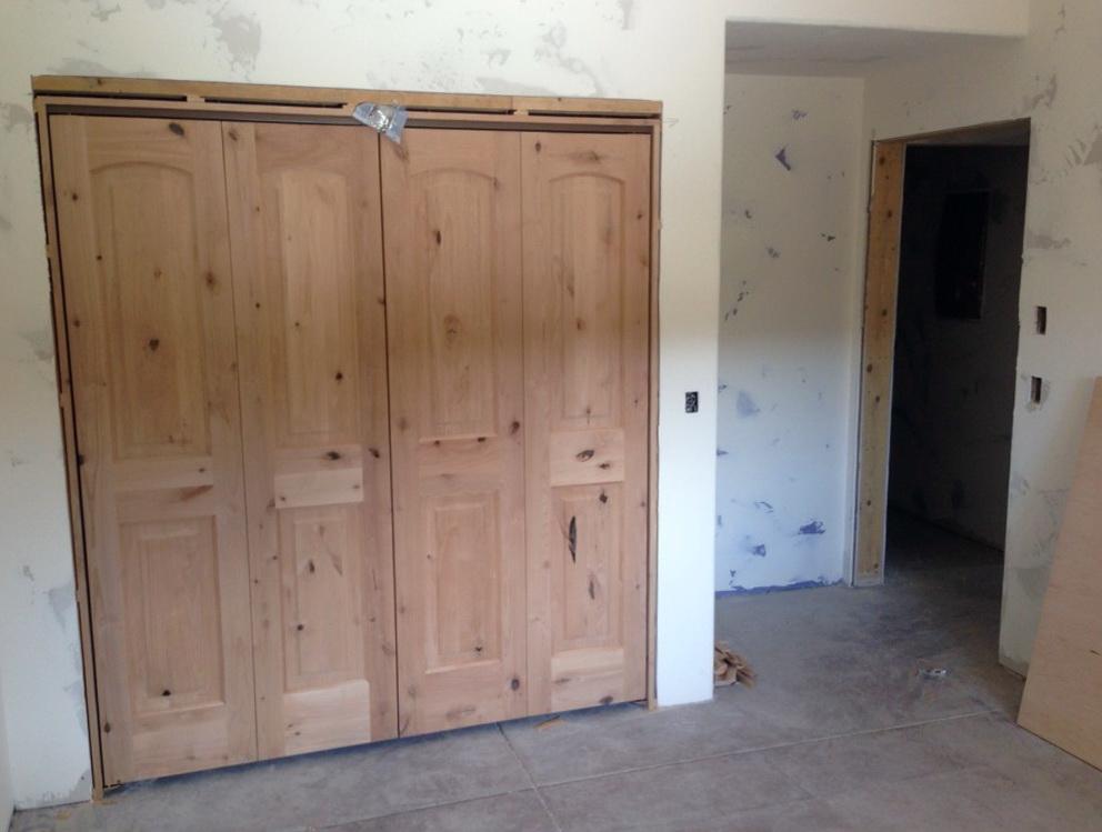 Closet Door Installation Mississauga