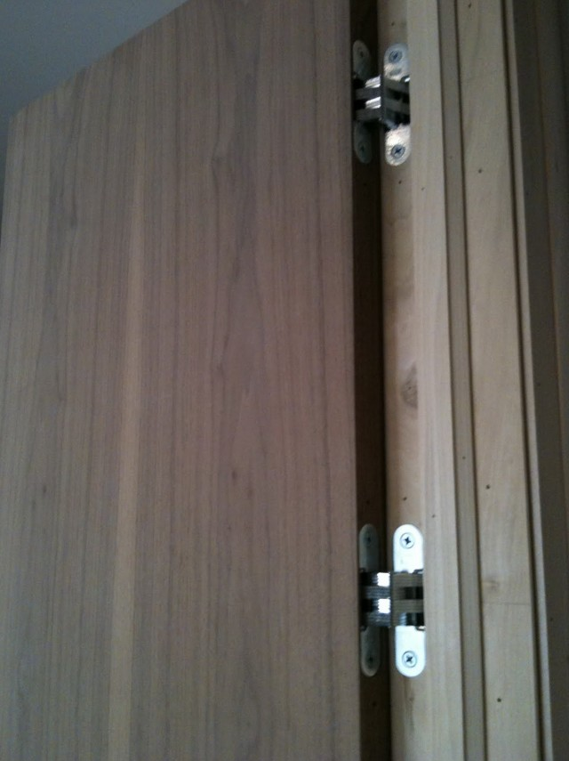 Closet Door Jamb Light Switch