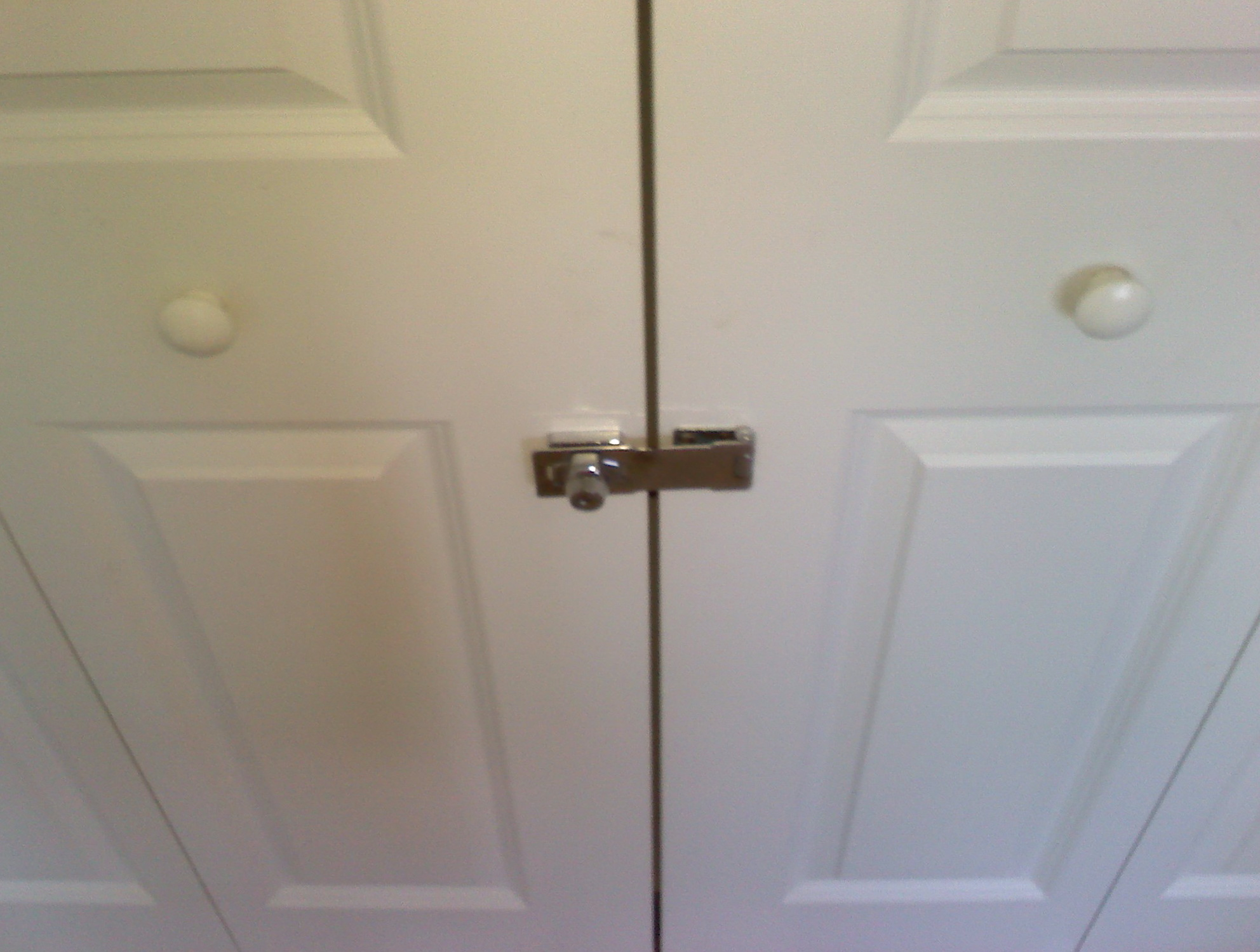 Closet Door Lock With Key Home Design Ideas