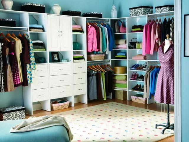 Closet Dressing Room Ideas