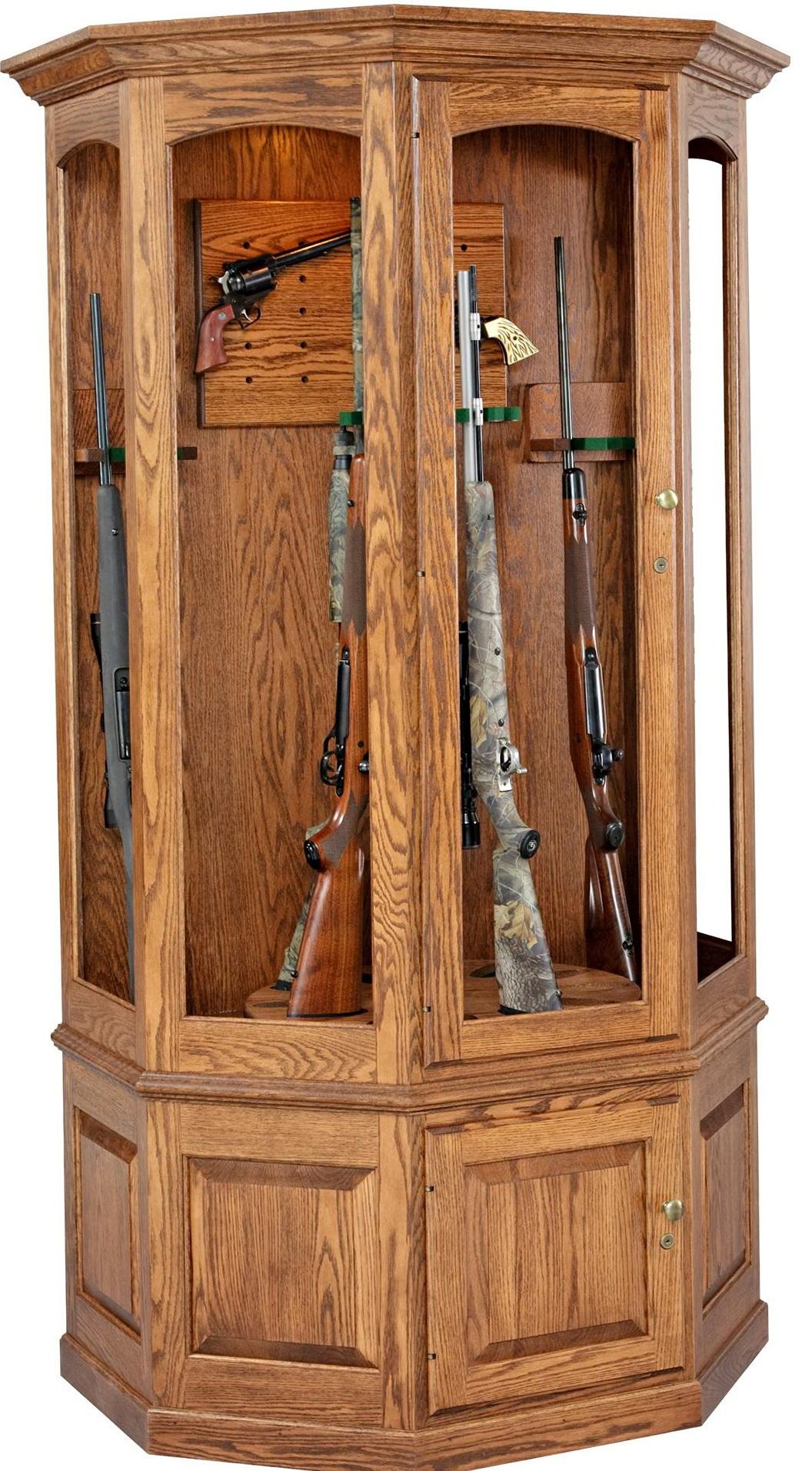Closet Gun Rack Ideas Home Design Ideas